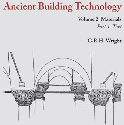 کتاب فنون ساختمان های باستانی (زبان اصلی)