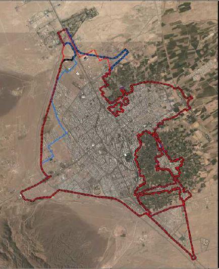 دانلود برنامه راهبردی و طرح جامع شهر سمنان