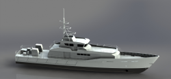 مدل آماده کشتی در سالیدورک