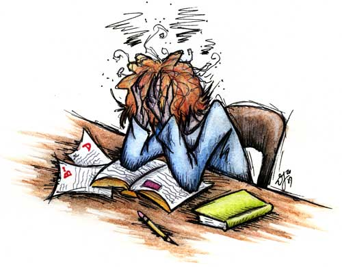 مقاله پژوهش درباره اضطراب