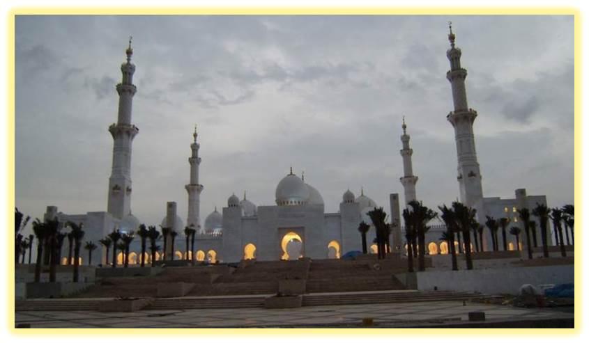 پاو وینت بررسی مسجد شیخ زاید