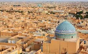 دانلود تحقیق بررسی شهرستان یزد